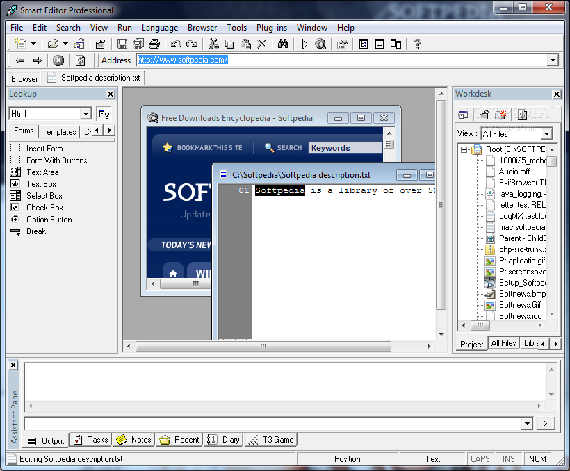 Download Smart Editor Professional 3 0