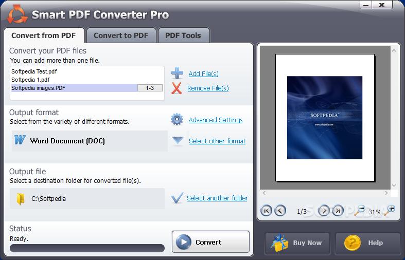 Download Smart PDF Converter Pro 6 3 0 510
