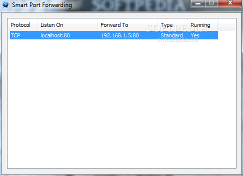 Download Smart Port Forwarding 1 0 0 1