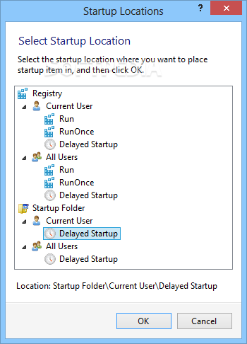 Startup Master screenshot 3 - Users will be able to access options such as Monitor deletion of startup programs within the Startup Guard