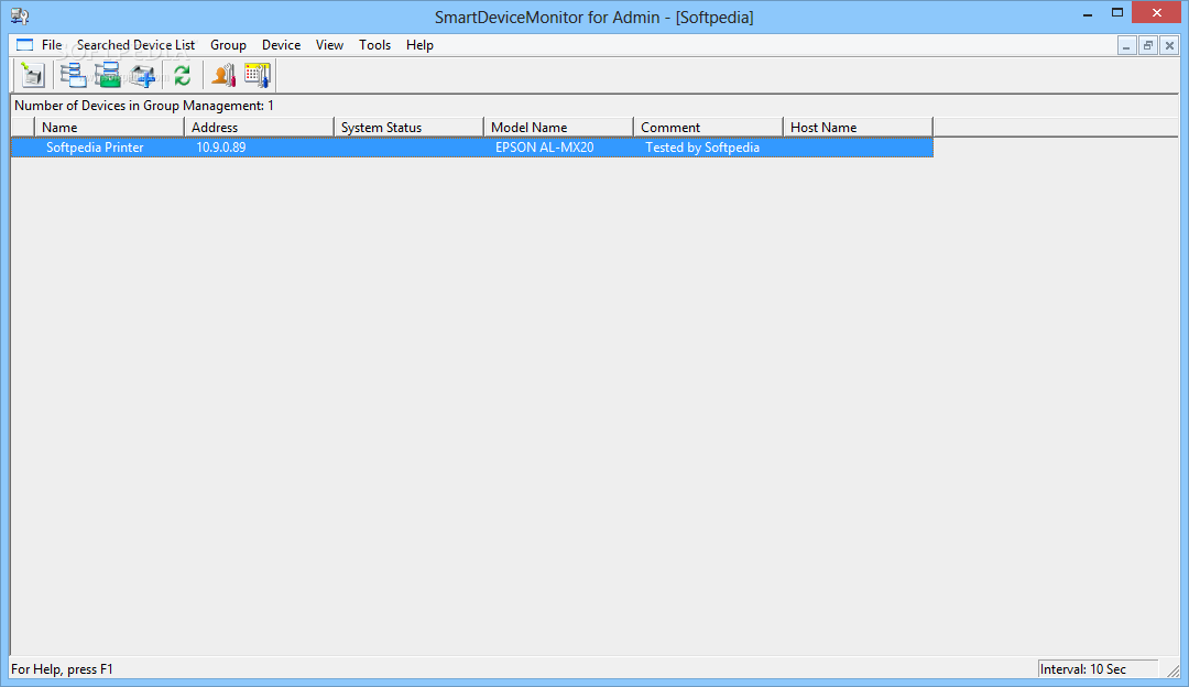 Download SmartDeviceMonitor for Admin 8 1 9 0