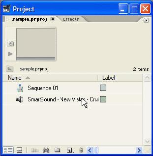 smartsound quicktracks