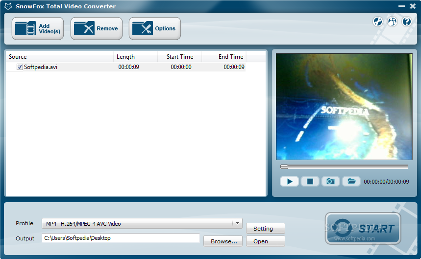 What is SnowFox Total Video Converter?