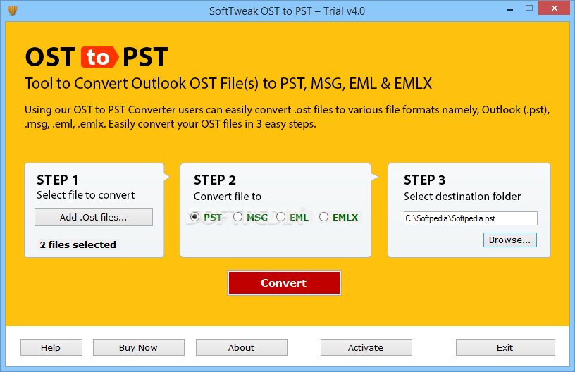 Torrents Ost To Pst Converter