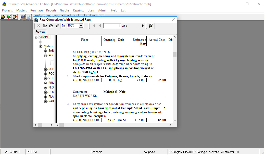 Download Estimator 2 0