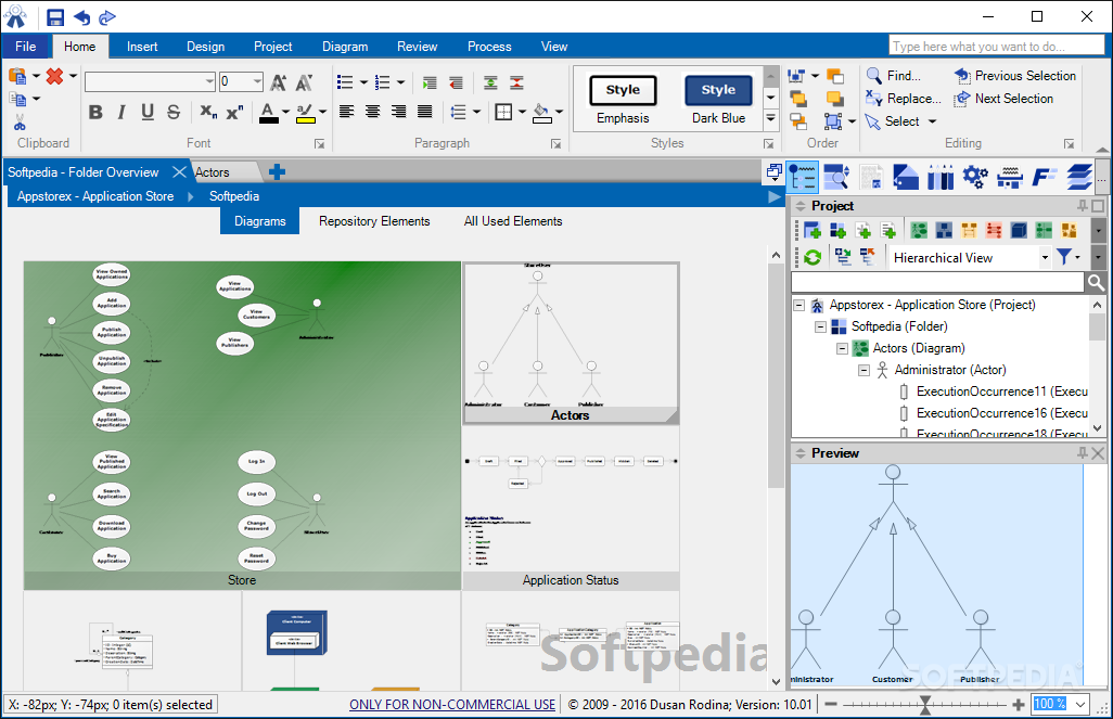 Download Software Ideas Modeler 1198