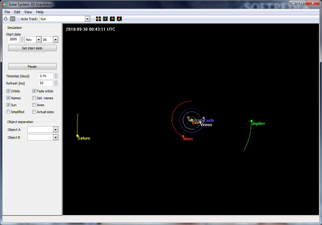Solar System Simulator Model - Pics about space