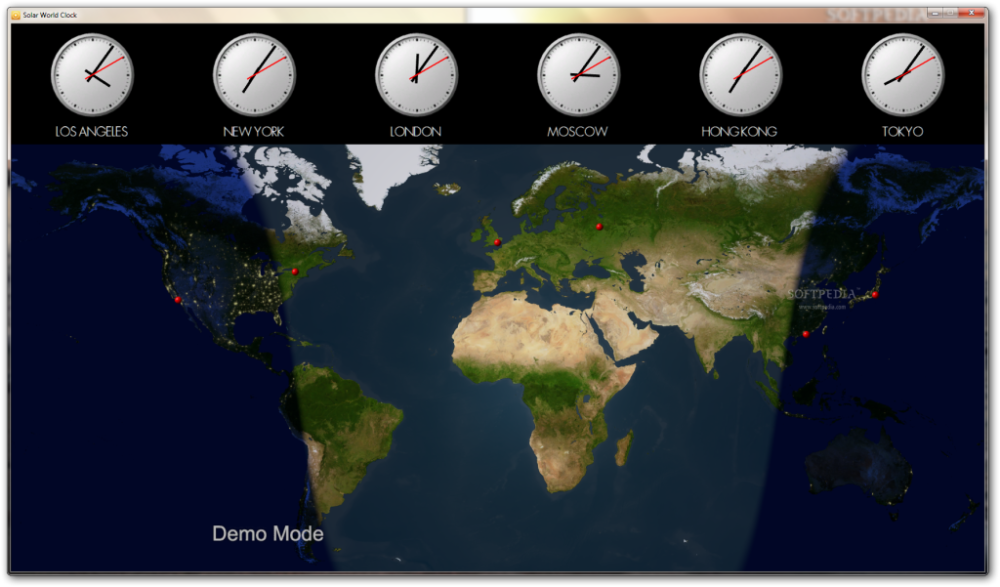 download solar world clock 1 3