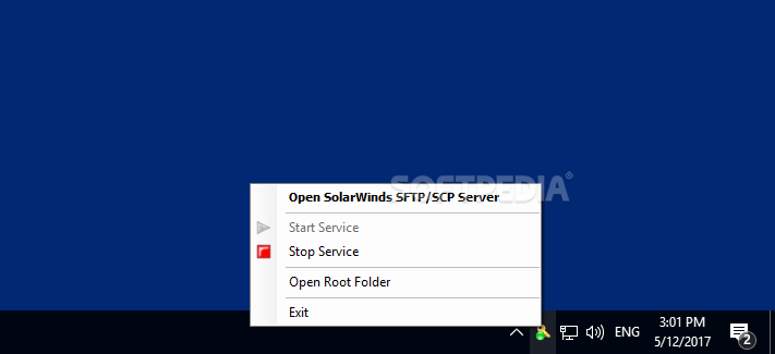 Download SolarWinds SFTP/SCP Server 1 0 4 9