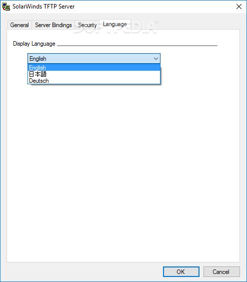 Download SolarWinds TFTP Server 11 0 4 101