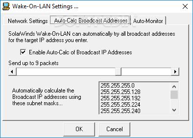 Download SolarWinds Wake-On-LAN 8 0 23