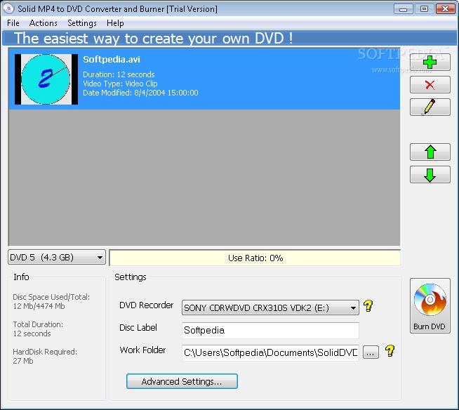 free download dvd converter and burner software