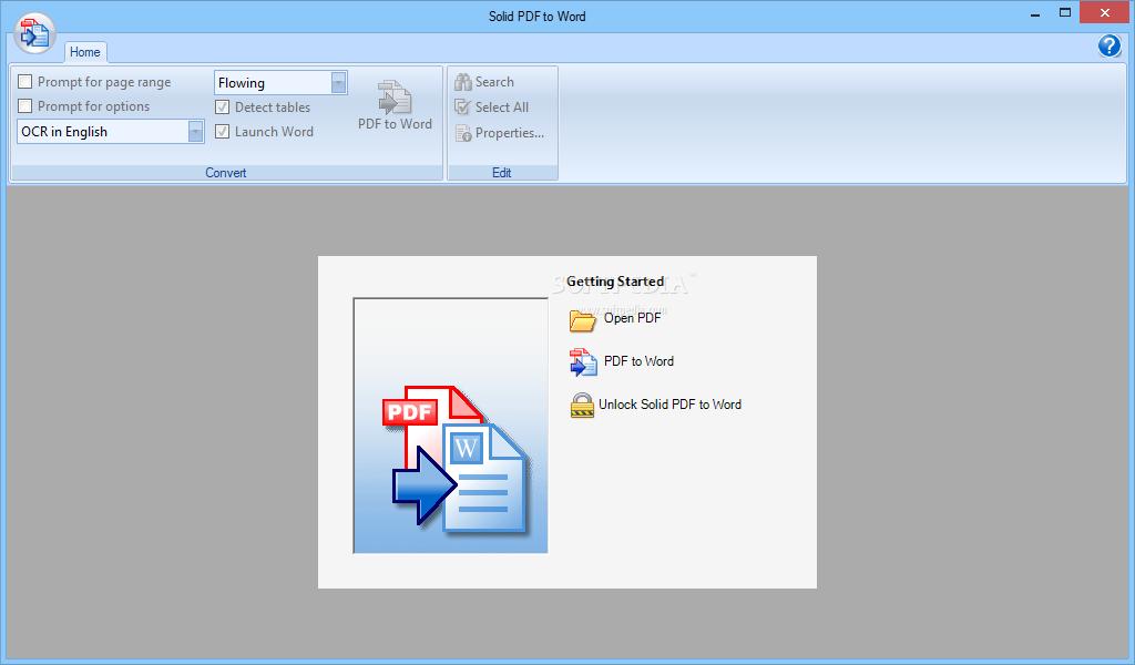 unipdf free pdf to word converter for windows