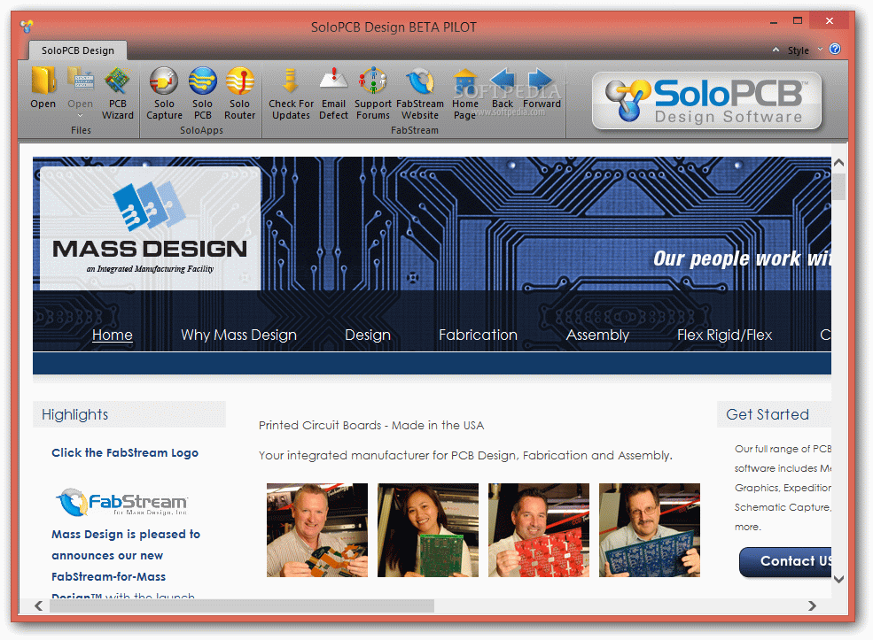 Download SoloPCB Design 1 1