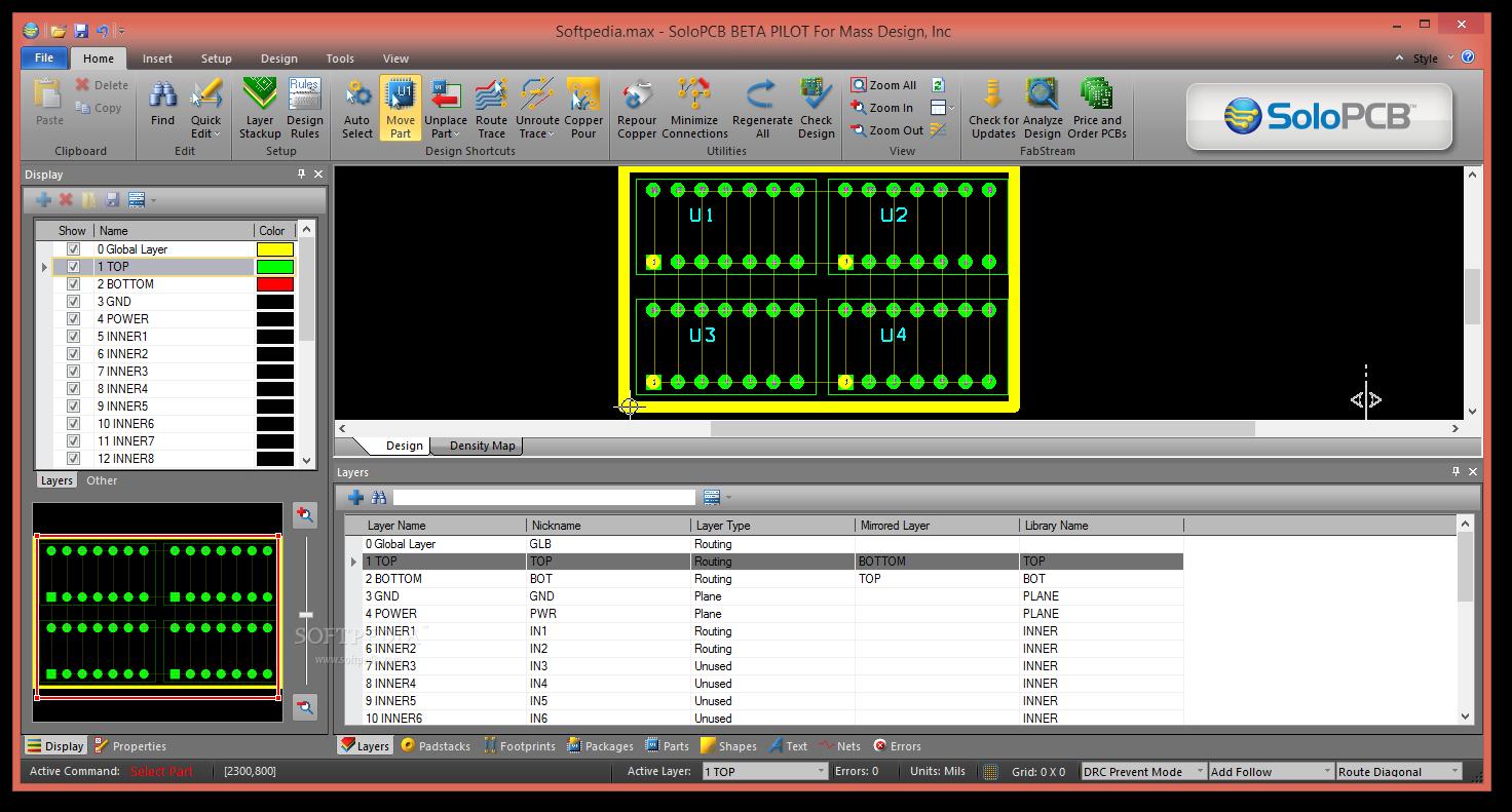 Download Solopcb Design 11 Circuit Suite Screenshot 18