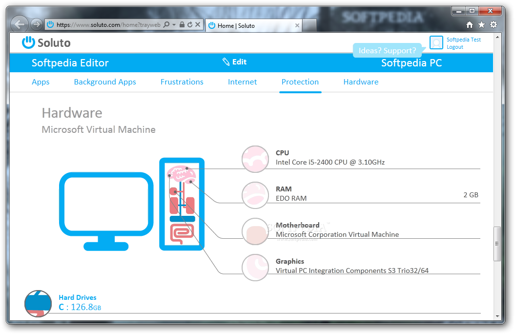 how to use soluto software