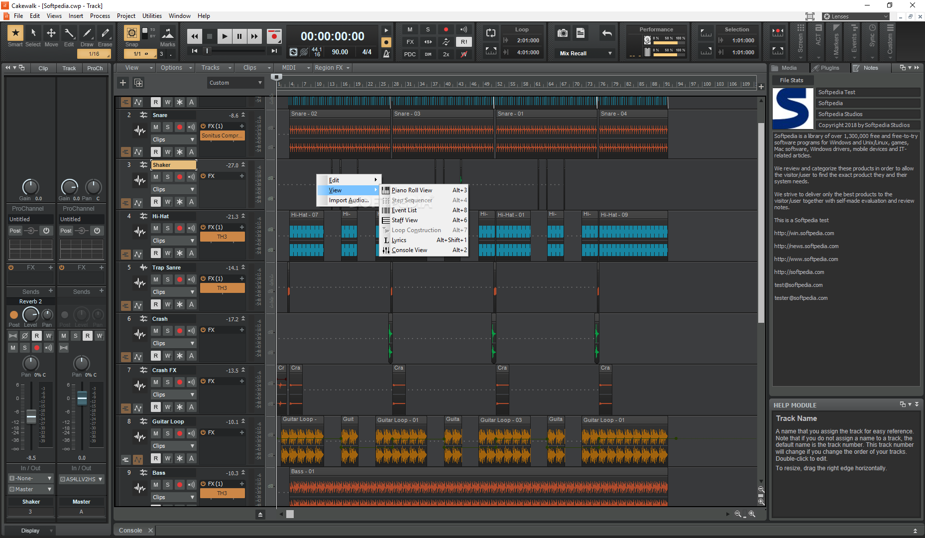 Download Cakewalk 5 0 4