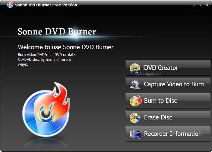Burning software (Free download) - Windows XP - ccm.net