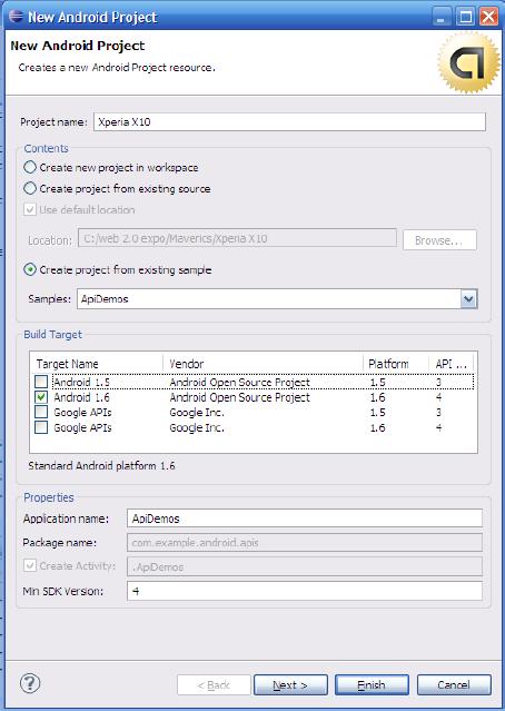 Download Sony Ericsson Web SDK 1 0 Beta