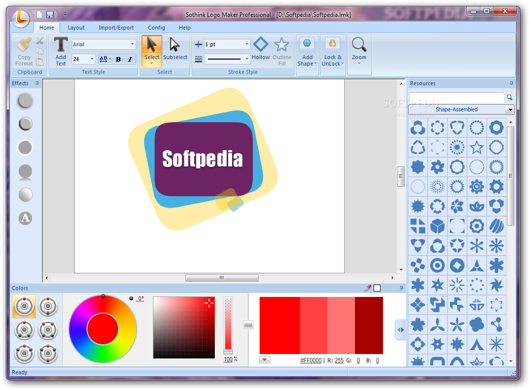 Download Sothink Logo Maker Professional 4 4 Build 4625
