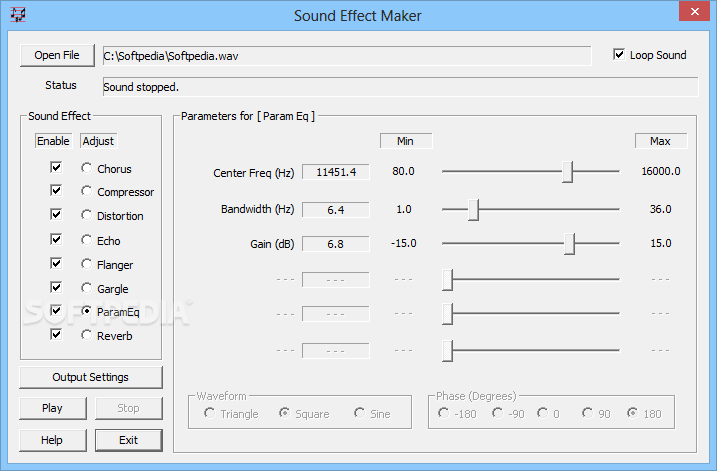 Free Download Program For Sound Effects