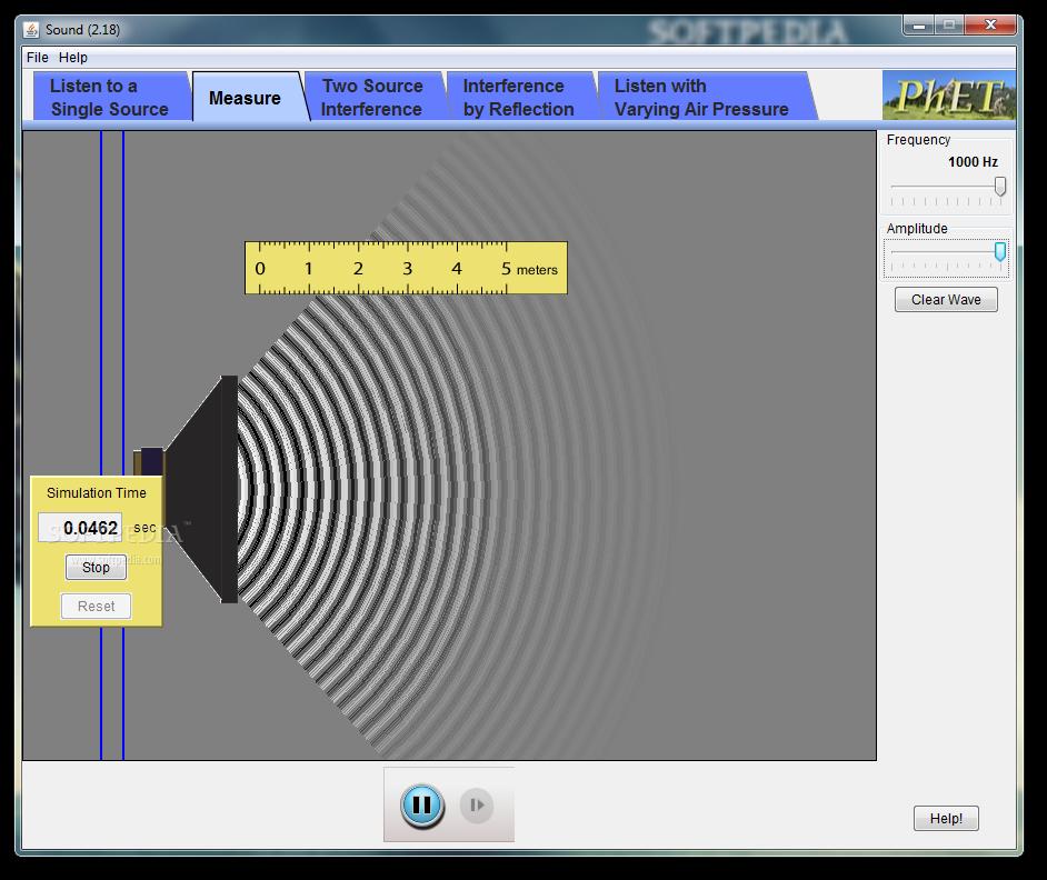 Sound Wave Simulator Software - Free Download Sound Wave