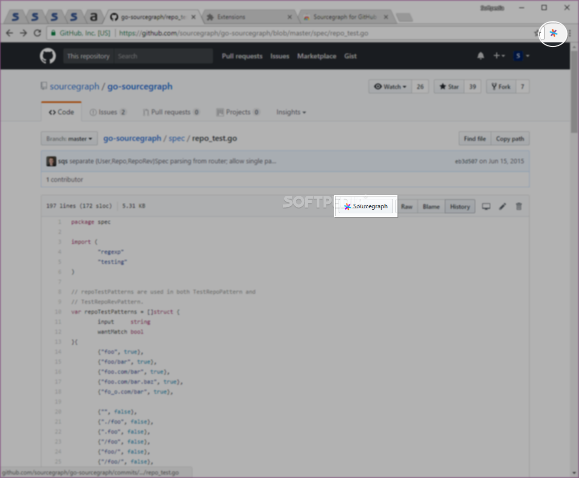 Download Sourcegraph for GitHub 19 8 12 2135