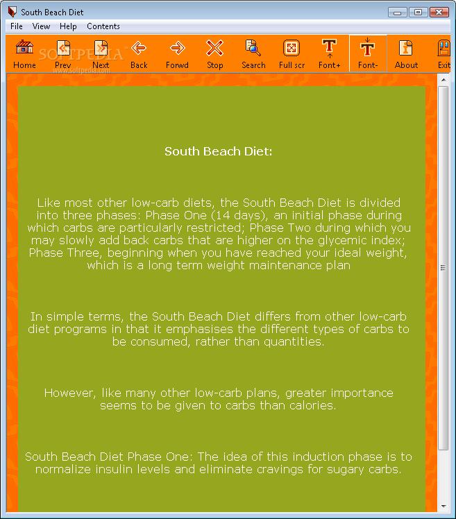 Dieta south beach pdf