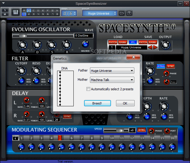 Download Space Synthesizer 2 0