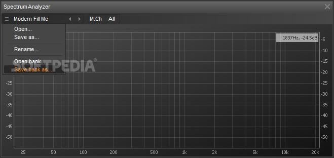 Download Spectrum Analyzer 1 04 / 1 09 Beta