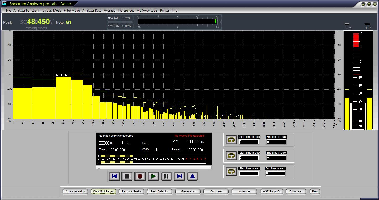 Download Spectrum Analyzer pro Lab 11 0