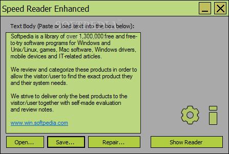 Download Portable Speed Reader Enhanced 4 0 4 0