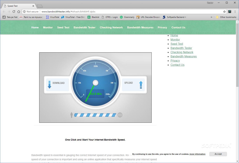 Download Speed Test Internet 3.2