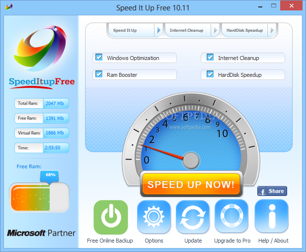 Speed booster ram cleaner free free download of android version.