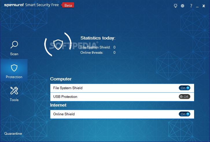 Download Spentura Smart Security Free 5 1826 306 2016 Beta