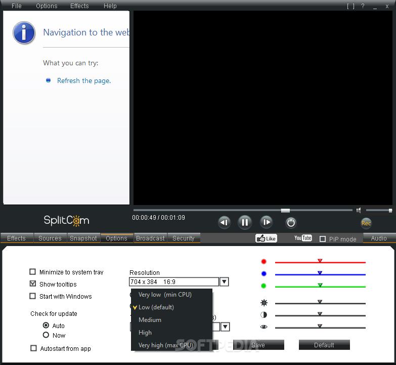 splitcam pour windows 8.1