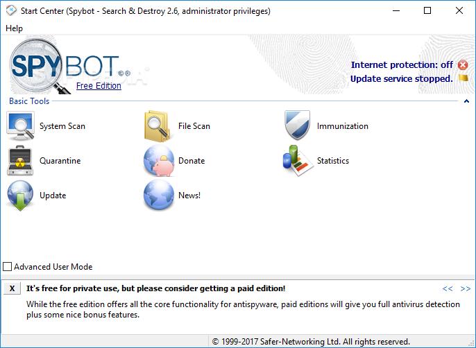 spybotsd portable