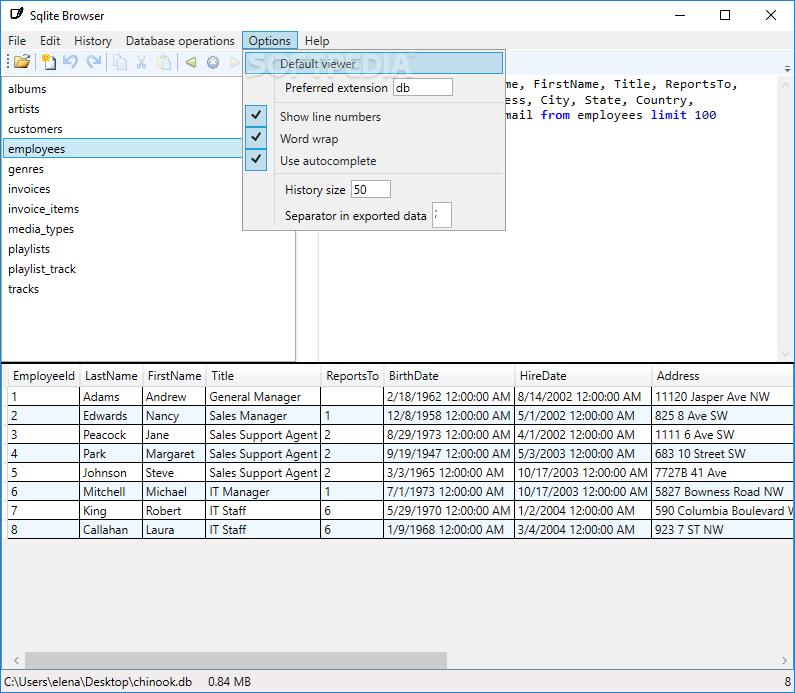 Download Sqlite Browser 1 1