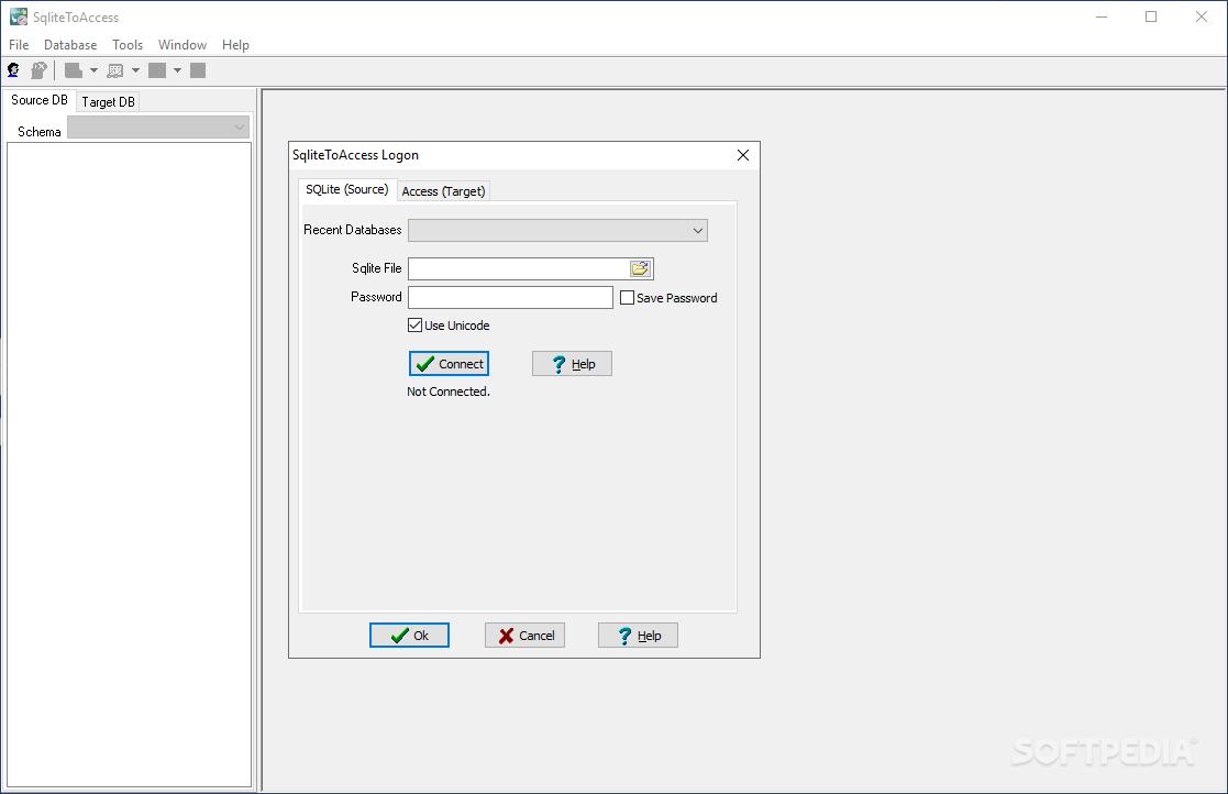 QnA VBage SqliteToAccess 2.3 Release 1 Build 190108 (Trial)