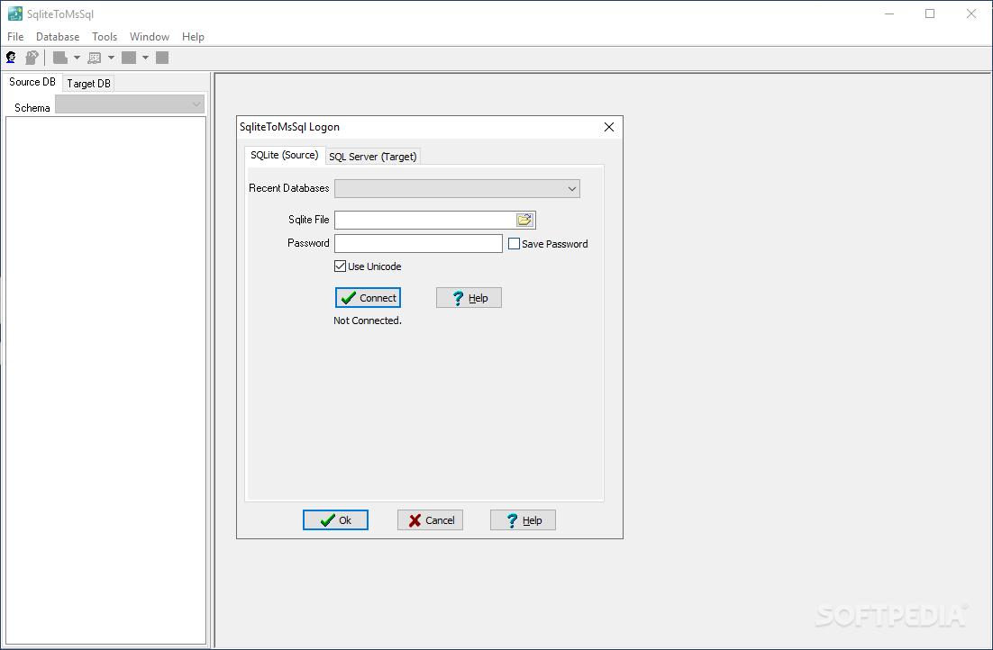 QnA VBage SqliteToMsSql 2.3 Release 1 Build 190108 (Trial)