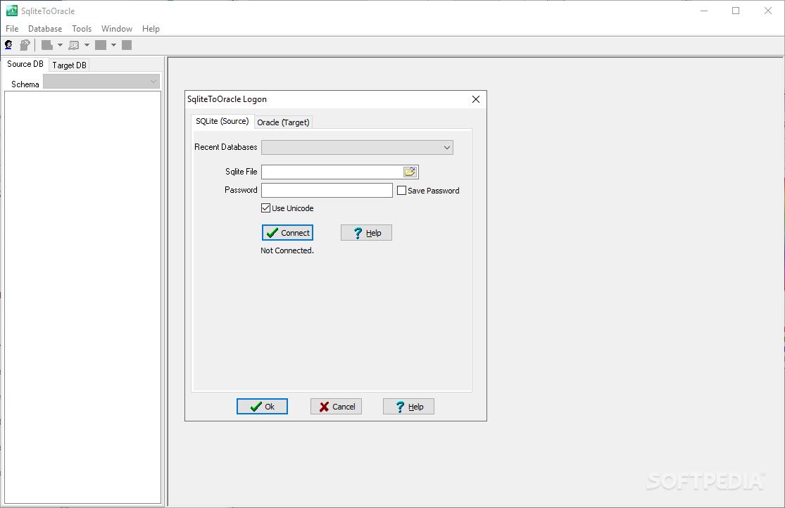 QnA VBage SqliteToOracle 2.3 Release 1 Build 190108 (Trial)