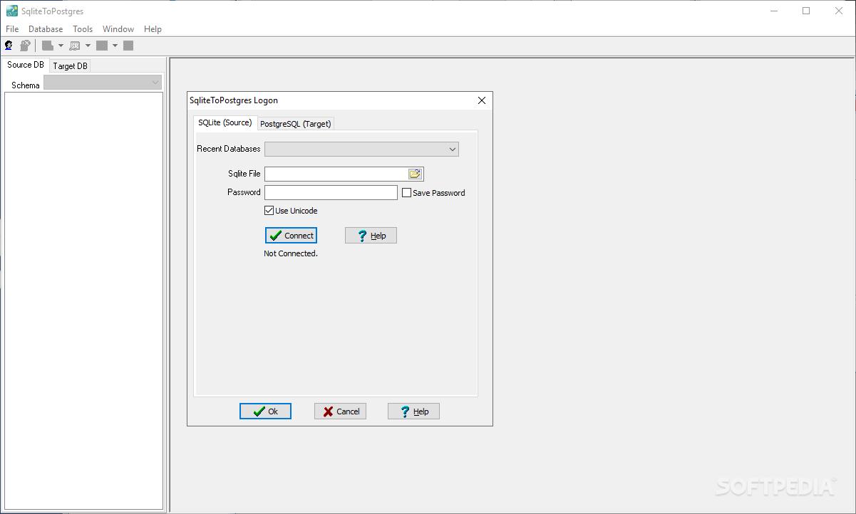 QnA VBage SqliteToPostgres 2.3 Release 1 Build 190108 (Trial)