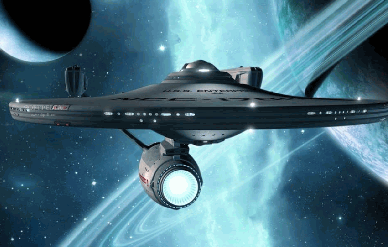 Star Trek Movie Screensaver This Is How The Application Will Display Images On Your Desktop