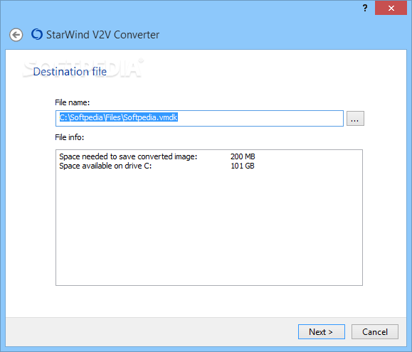 Download StarWind V2V Converter 8 0 168