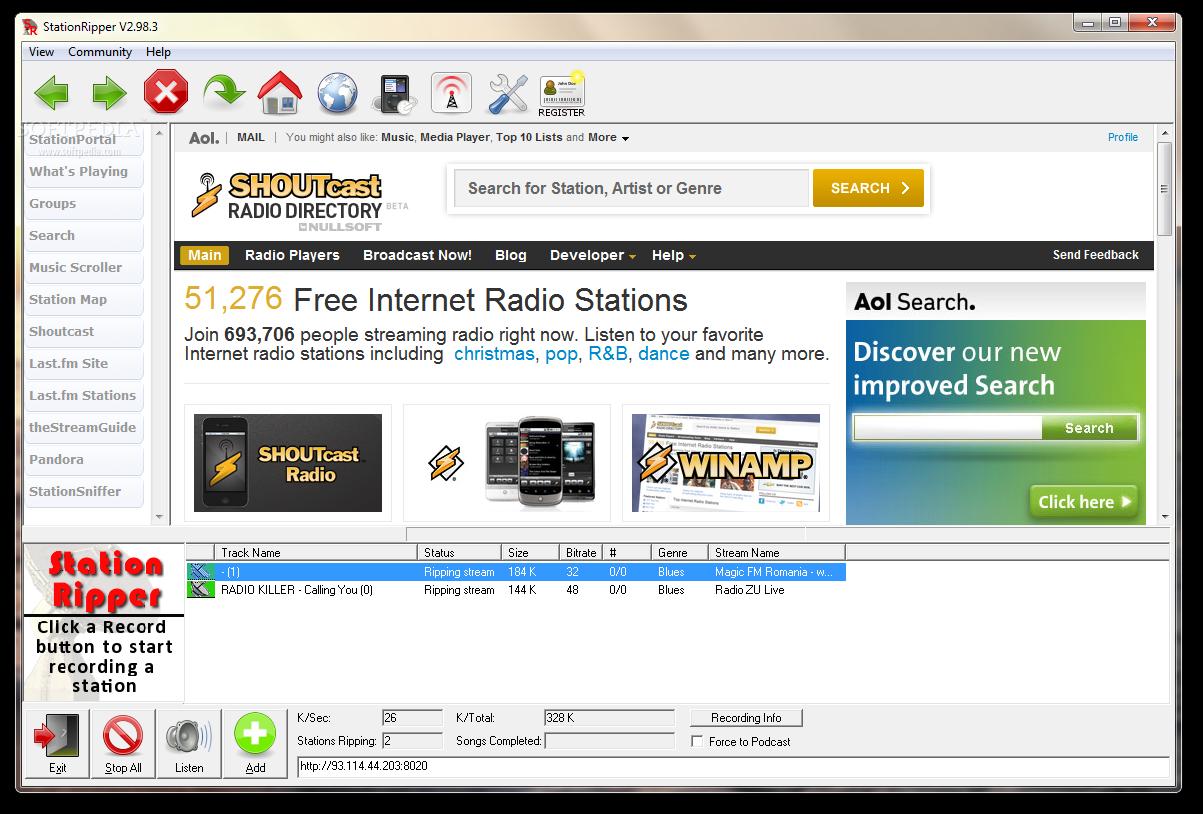 Download StationRipper 2.99.1