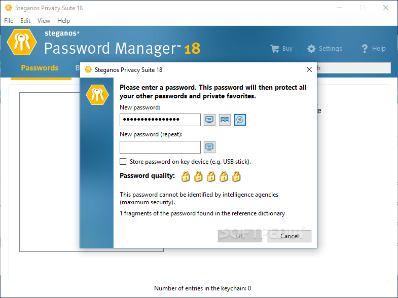 steganos privacy suite 18 upgrade