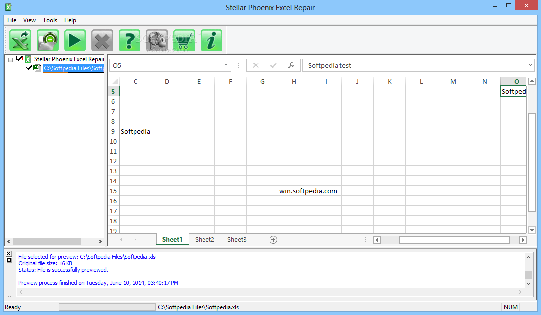 Stellar Phoenix Excel Recovery Free Download