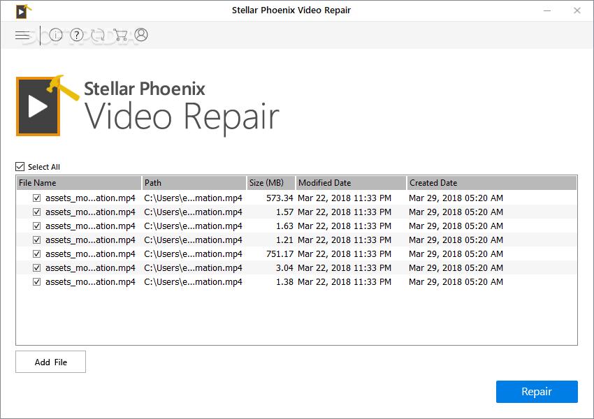 stellar repair for video activation key crack