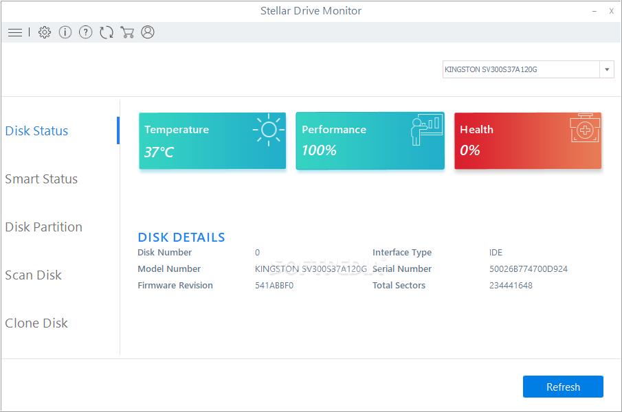 stellar phoenix windows data recovery serial