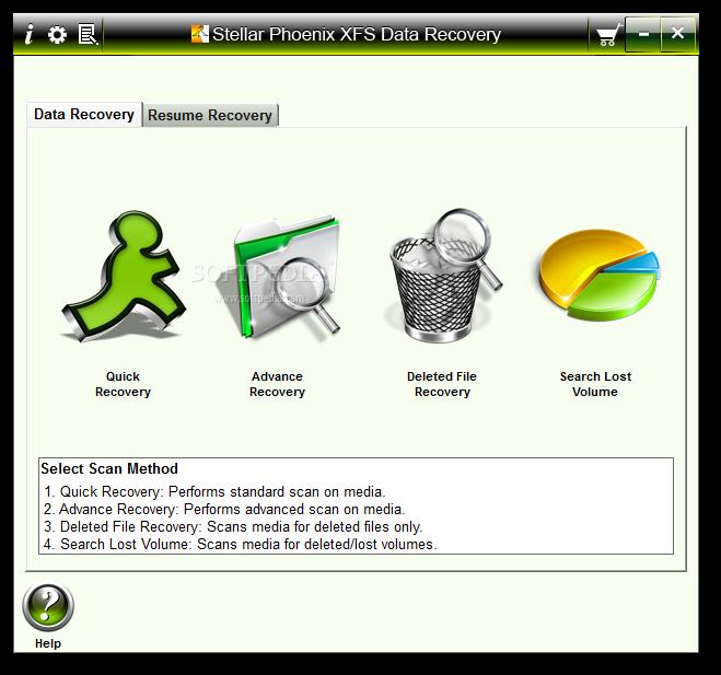 Download Stellar Phoenix XFS Data Recovery 1 0 0 0